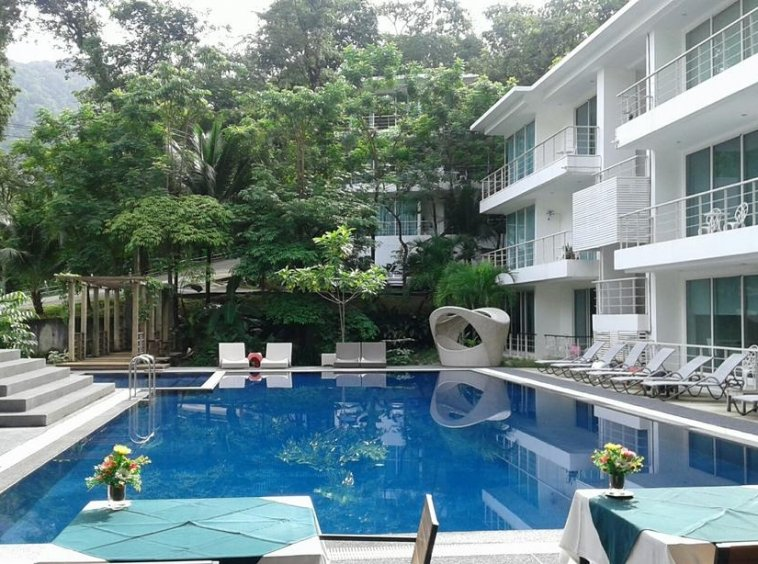 The Trees Residence Poolside