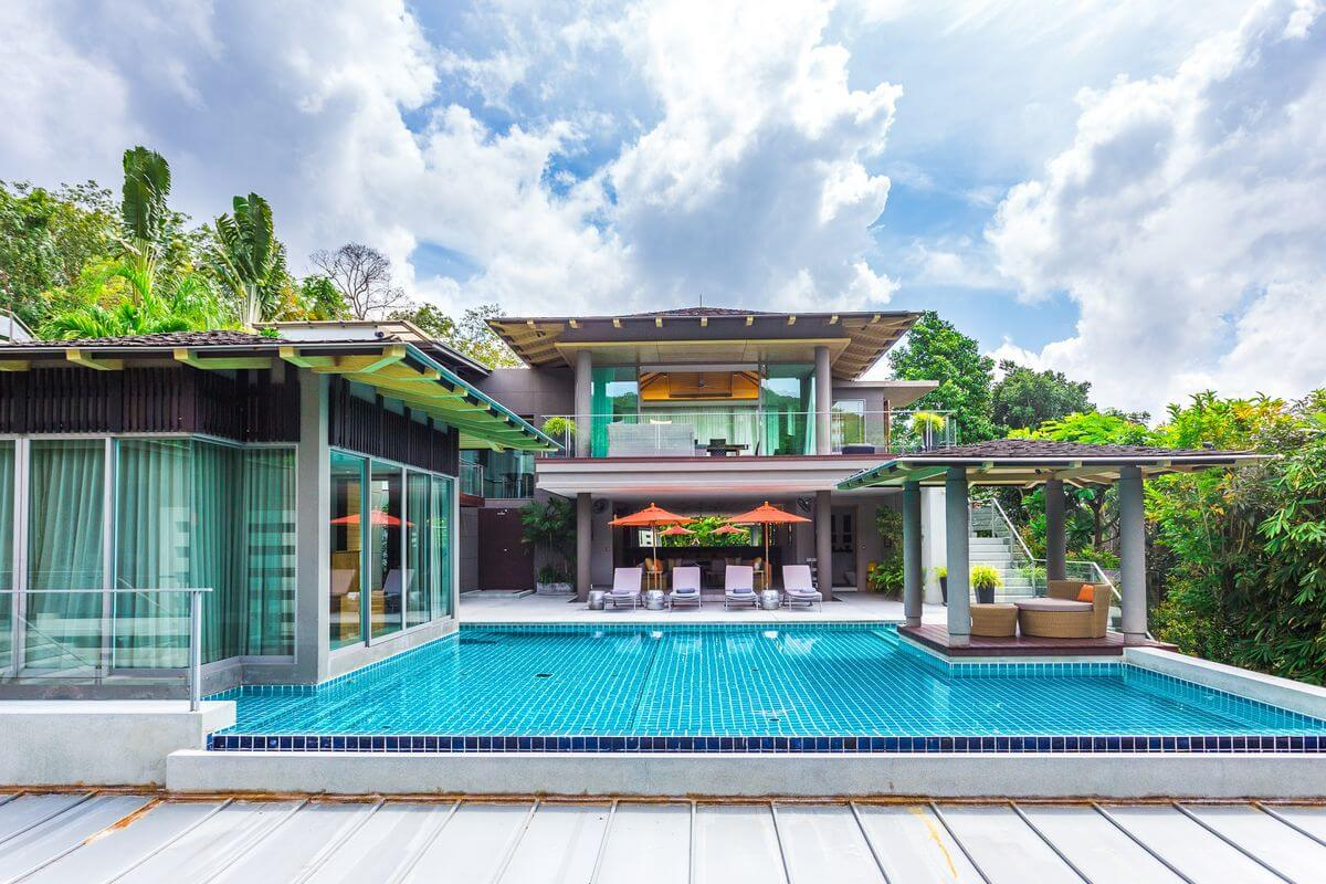 5 Bedroom Villa Layan for Rent